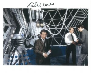 Timothy Combe (Dr Who Director) - Genuine Signed Autograph 8264